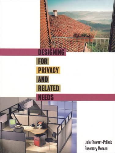 Designing for Privacy and Related Needs   2005 edition cover