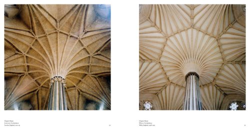 Heavenly Vaults From Romanesque to Gothic in European Architecture  2009 9781568988405 Front Cover