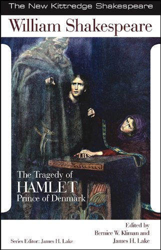 Tragedy of Hamlet, Prince of Denmark   2008 9781585101405 Front Cover