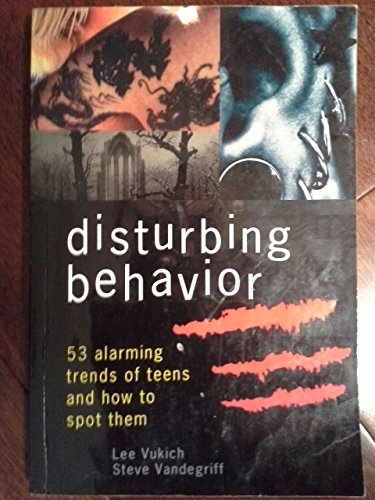 Disturbing Behavior N/A 9781600363405 Front Cover