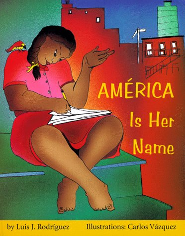 America Is Her Name  Reprint  edition cover