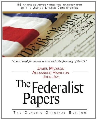 Federalist Papers  N/A edition cover