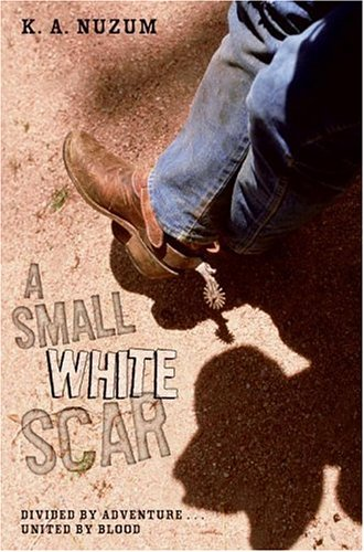 Small White Scar   2006 9780060756406 Front Cover