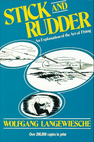 Stick and Rudder An Explanation of the Art of Flying  1990 edition cover