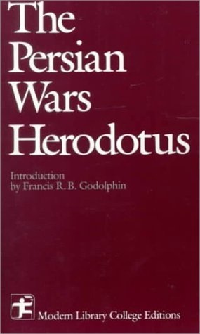 Persian Wars   1988 edition cover