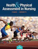 Health & Physical Assessment in Nursing:   2015 edition cover