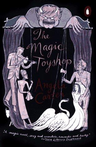 Magic Toyshop   1996 edition cover