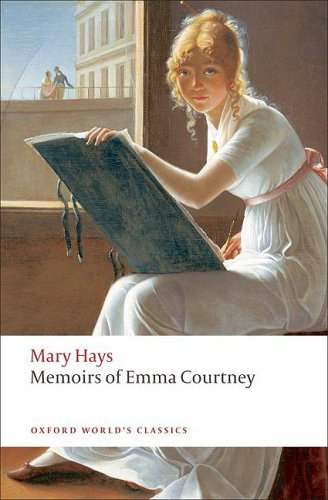 Memoirs of Emma Courtney   2009 edition cover