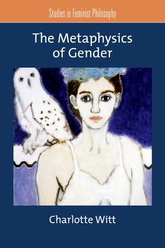 Metaphysics of Gender   2011 edition cover