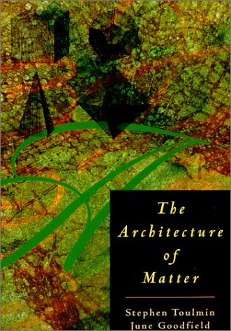 Architecture of Matter   1999 edition cover