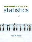 Introductory Statistics Plus MyStatLab with Pearson EText -- Access Card Package  10th 2016 edition cover