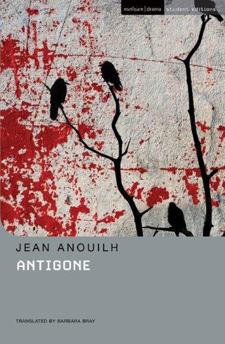 Antigone   2000 edition cover