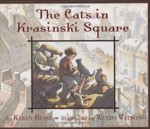 Cats in Krasinski Square   2004 edition cover