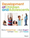 Development of Children and Adolescents An Applied Perspective  2014 edition cover