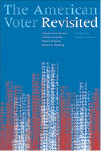 American Voter Revisited   2008 edition cover