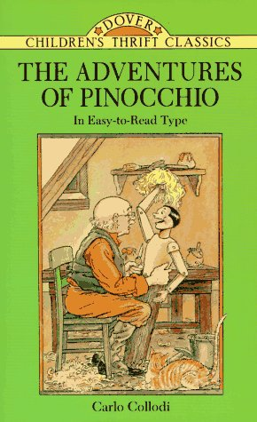 Adventures of Pinocchio   1995 edition cover