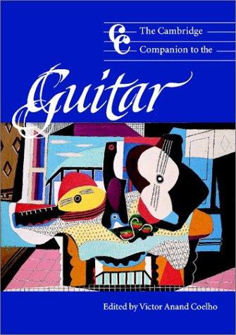 Cambridge Companion to the Guitar   2002 edition cover