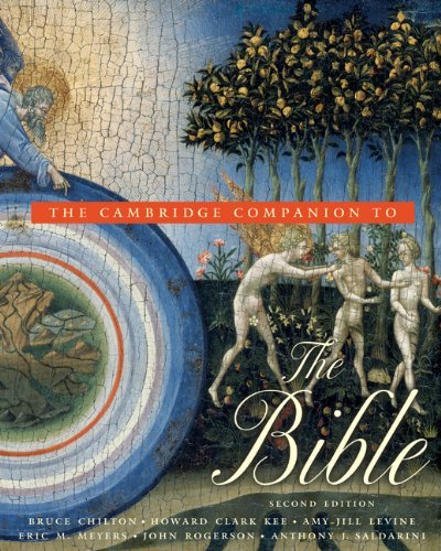 Cambridge Companion to the Bible  2nd 2007 (Revised) edition cover