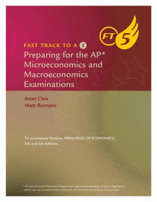 Preparing for the AP Microeconomics and Macroeconomics Examinations  6th 2013 edition cover