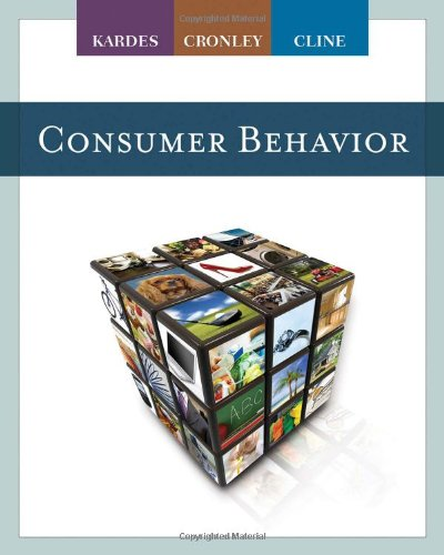Consumer Behavior   2011 9780538745406 Front Cover