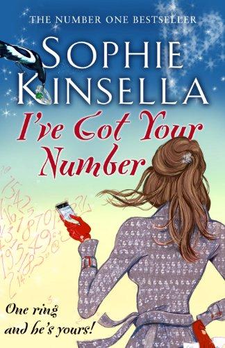 I've Got Your Number   2012 9780552774406 Front Cover