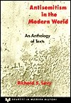Antisemitism in the Modern World : An Anthology of Texts 1st 1991 edition cover