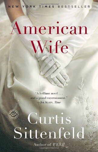 American Wife   2009 edition cover