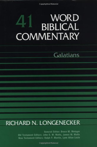 Galatians   1990 edition cover