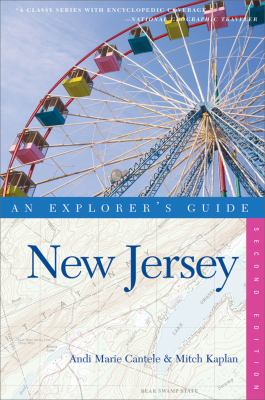 Explorer's Guide - New Jersey  2nd (Guide (Instructor's)) 9780881508406 Front Cover