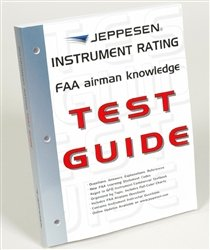INSTRUMENT RATING FAA AIRMAN K N/A edition cover