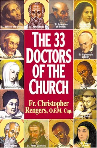 33 Doctors of the Church   2000 edition cover