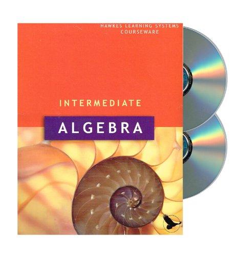Adventure Learning Systems Intermediate Algebra  2002 edition cover