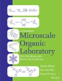 Microscale Organic Laboratory With Multistep and Multiscale Syntheses 6th 2015 9781118083406 Front Cover