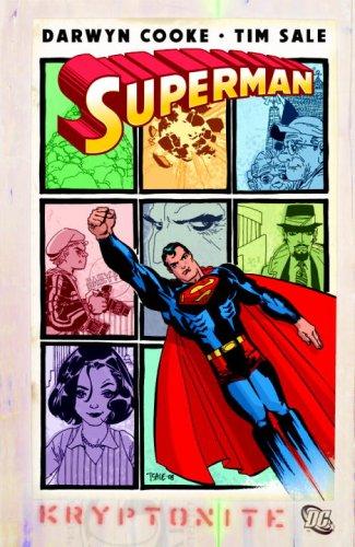 Superman - Kryptonite   2008 9781401222406 Front Cover