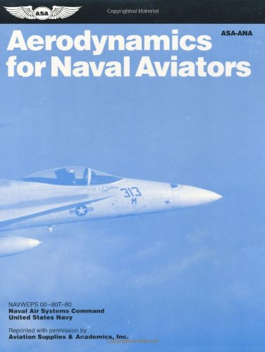Aerodynamics for Naval Aviators   2012 9781560271406 Front Cover