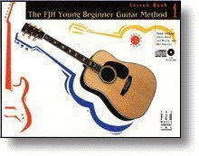 YOUNG BEGINNER GUITAR METHOD,B N/A 9781569393406 Front Cover