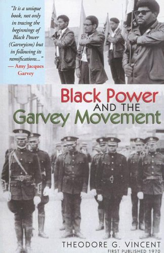 Black Power and the Garvey Movement   2006 edition cover