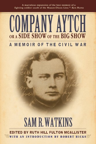 Company Aytch or A Side Show of the Big Show A Memoir of the Civil War N/A edition cover