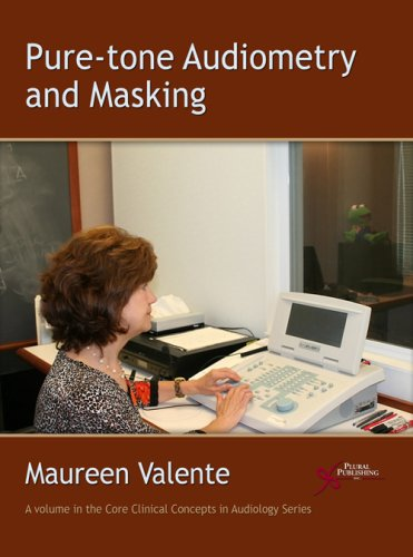 Pure-Tone Audiometry and Masking   2008 edition cover