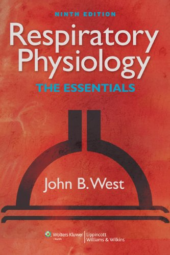 Respiratory Physiology The Essentials 9th 2012 (Revised) edition cover