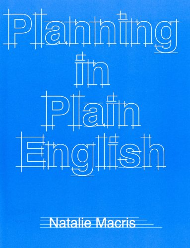 Planning in Plain English   2000 edition cover