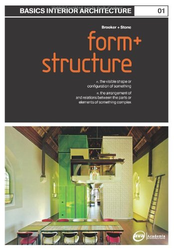 Form + Structure   2007 edition cover