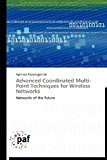 Advanced Coordinated Multi-Point Techniques for Wireless Networks  N/A 9783838189406 Front Cover