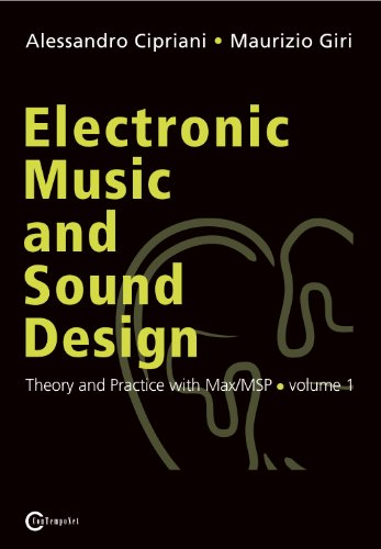 Electronic Music and Sound Design  2010 edition cover