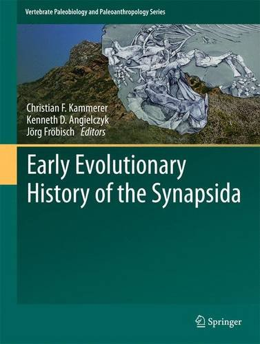 Early Evolutionary History of the Synapsida   2014 edition cover
