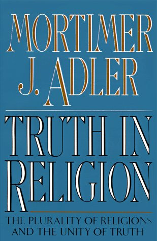 Truth in Religion   1992 (Reprint) 9780020641407 Front Cover