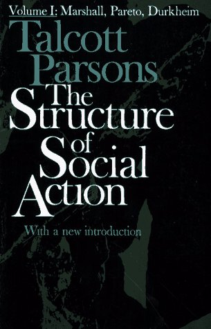 Structure of Social Action  2nd edition cover