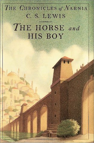 Horse and His Boy   1982 edition cover