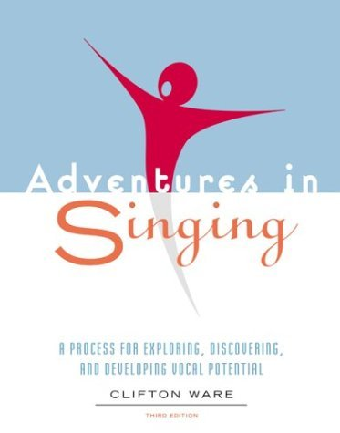 Adventures in Singing  3rd 2004 edition cover