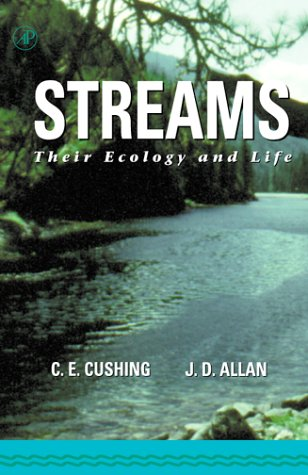 Streams Their Ecology and Life  2001 edition cover